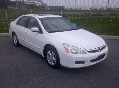 Pumpkin Fine Cars Exotics Car Of The Day A 2007 Honda Accord Exl 4 Door Sedan This Clic Pre Owned Is Like New With Only 36 611 Original