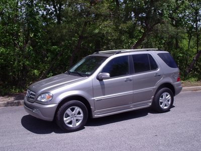 We Have This 2005 Mercedes Benz Ml350 With 64 125 Miles On It As You Know Is A Low Mileage Truck For