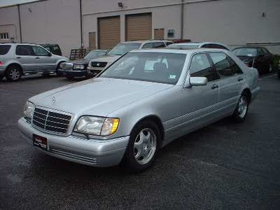 Pumpkin fine cars and exotics 1997 mercedes benz s420 for Mercedes benz s420 for sale