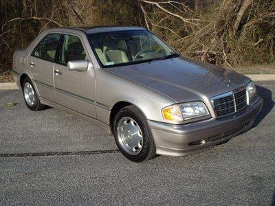 Pumpkin fine cars and exotics 1999 mercedes benz c230 for Mercedes benz c230 1999