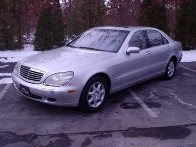 Pumpkin fine cars and exotics 2002 mercedes benz s430 for 2002 mercedes benz s430