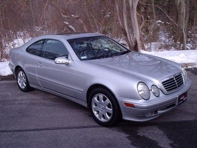 Pumpkin fine cars and exotics 2001 mercedes benz clk320 for 2001 mercedes benz clk320