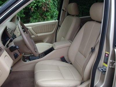 pumpkin fine cars and exotics 2002 mercedes benz ml320. Black Bedroom Furniture Sets. Home Design Ideas