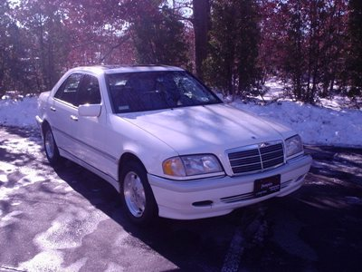 How Much Is Freon >> Pumpkin Fine Cars and Exotics: 1998 Mercedes Benz C230