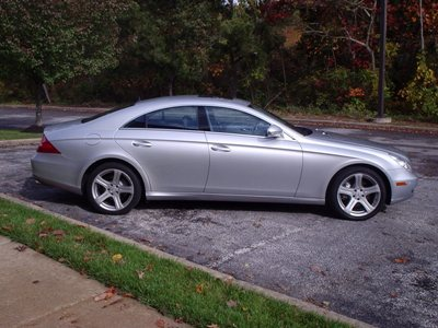 2010 Mercedes Cls 500 Price