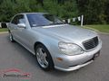 2002MERCEDES-BENZ S430 SPORT NAVIGATION
