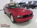 2007FORD MUSTANG V6 LEATHER AUTO