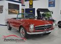 1966MERCEDES BENZ 230 SL 4 SPEED MANUAL