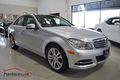 2014MERCEDES BENZ C300 4MATIC NAV + MOONROOF