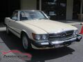1987MERCEDES-BENZ 560SL