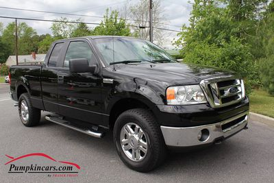 2008 FORD F150 XLT SUPER CAB 4X4 5.4L