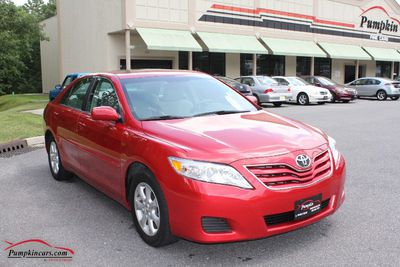 2011 TOYOTA CAMRY LE MOON ROOF
