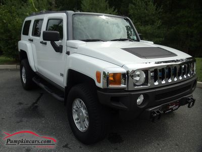 2007 HUMMER H3 LEATHER MOON ROOF