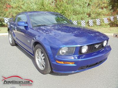 2005 FORD MUSTANG GT 5-SPEED