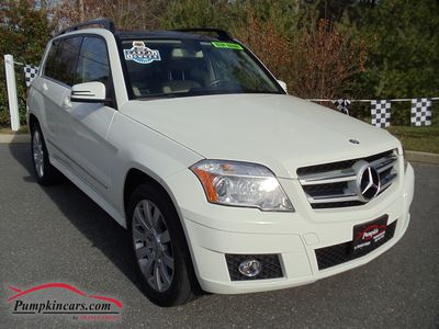 2011 MERCEDES-BENZ GLK350 4MATIC NAVIGATION PANO