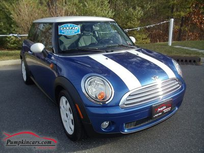 2008 MINI COOPER 6-SPEED