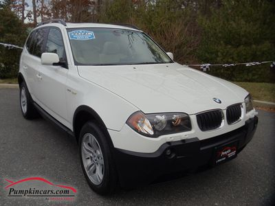 2005 BMW X3 3.0 AWD NAV + PANO ROOF