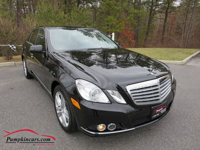 2010 MERCEDES-BENZ E350 LUXURY NAVIGATION