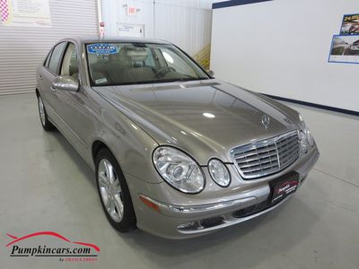 2006 MERCEDES-BENZ E350 4MATIC NAVIGATION
