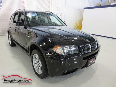 2006 BMW X3 3.0I NAV+ PANORAMIC ROOF