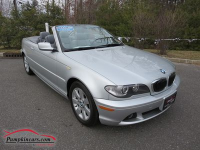 2006 BMW 325CIC CONVERTIBLE