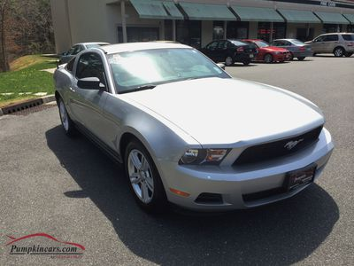 2010 FORD MUSTANG V6 AUTO