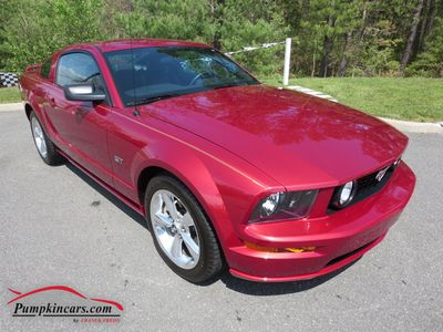 2006 FORD MUSTANG GT PREMIUM V8