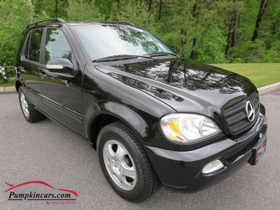 2004 MERCEDES-BENZ ML350 4MATIC