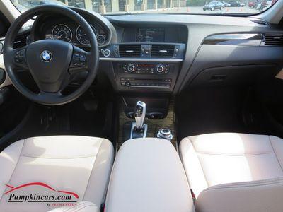 2011 BMW X3 X-DRIVE 2.8I PANO ROOF