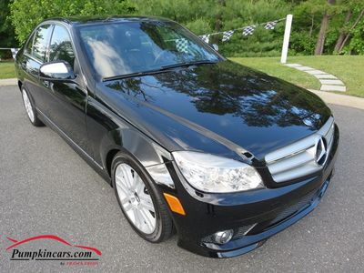 2009 MERCEDES-BENZ C300 SPORT 4MATIC