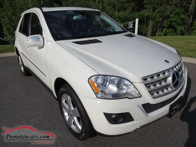 2010 MERCEDES-BENZ ML350 4MATIC NAVIGATION