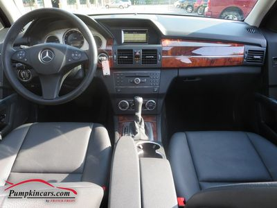2010 MERCEDES-BENZ GLK350 4MATIC PANO ROOF