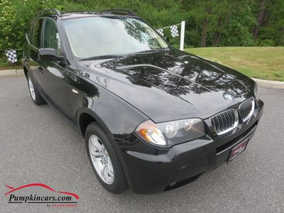 2006 BMW X3 PANORAMIC ROOF