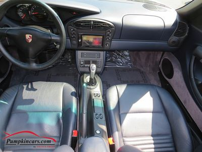 2002 PORSCHE BOXSTER 5-SPEED NAVIGATION