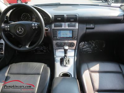 2006 MERCEDES-BENZ C230 SPORT NAVIGATION