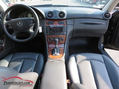 2005 MERCEDES-BENZ CLK500