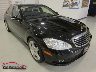 2009 MERCEDES-BENZ S550 4MATIC SPORT PANORAMIC