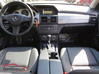 2011 MERCEDES-BENZ GLK350 4MATIC PANORAMIC