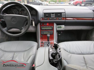 1998 MERCEDES-BENZ S320 LWB