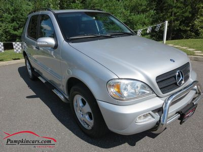 2003 MERCEDES-BENZ ML350 4MATIC