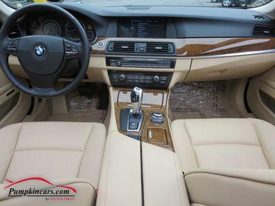 2011 BMW 528I NAVIGATION
