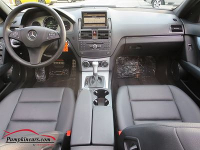 2008 MERCEDES-BENZ C300 SPORT NAVIGATION