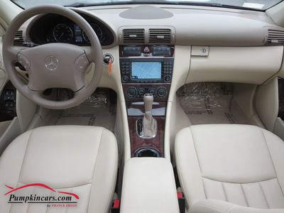 2007 MERCEDES-BENZ C280 4MATIC NAVIGATION