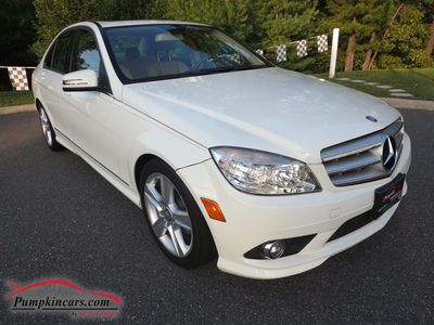 2010 MERCEDES-BENZ C300 SPORT 4MATIC