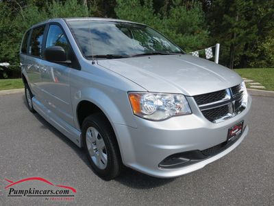 2012 DODGE GRAND CARAVAN SE VMI WHEELCHAI