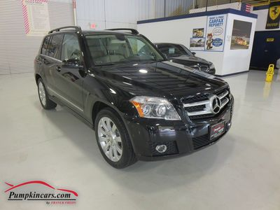 2012 MERCEDES-BENZ GLK350 4MATIC PANO