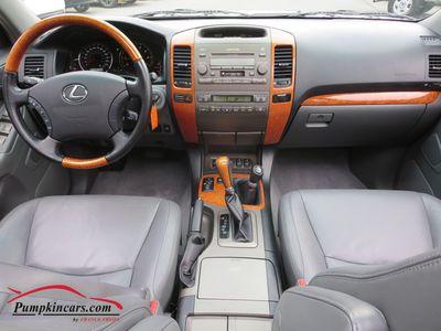 2005 LEXUS GX 470 AWD