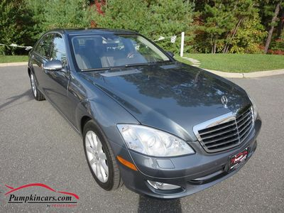 2008 MERCEDES-BENZ S550 4MATIC NIGHT VISION