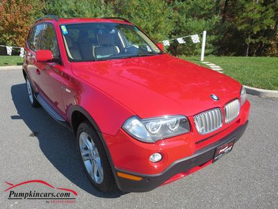 2008 BMW X3 3.0SI PANORAMIC