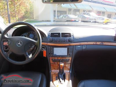 2006 MERCEDES-BENZ E350 NAVIGATION